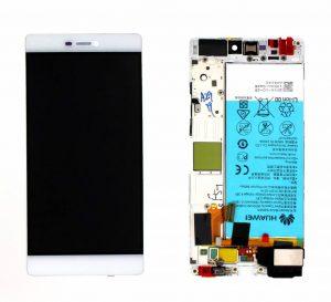 Huawei P8 (GRA-L09) LCD Display Module (Incl. frame