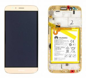 Huawei G8 (RIO-L01) LCD Display Module (Incl. frame