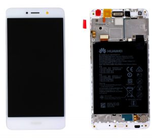 Huawei Y7 Dual Sim (TRT-L21) LCD Display Module (Incl. frame