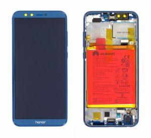 Huawei Honor 9 Lite Dual Sim (LLD-L31) LCD Display Module  - Blue