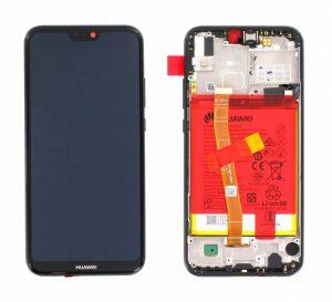 Huawei P20 Lite (ANE-LX1) LCD Display Module (Incl. frame