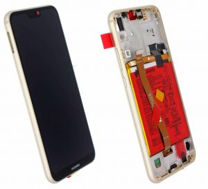 Huawei P20 Lite Dual Sim (ANE-L21) LCD Display Module (Incl. frame