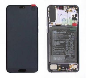 Huawei P20 Pro Dual Sim (CLT-L29) LCD Display Module (Incl. frame
