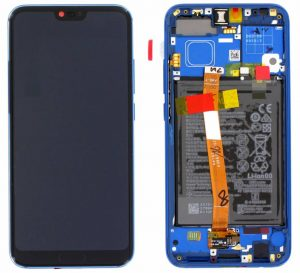 Huawei Honor 10 (COL-L29) LCD Display Module (Incl. frame