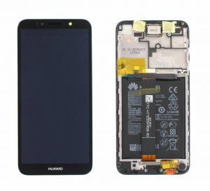 Huawei Y5 2018/Y5 Prime 2018 (DRA-L02) LCD Display Module (Incl. frame