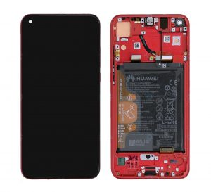 Huawei View 20 (PCT-L29) LCD Display Module (Incl. frame