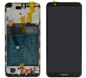 Huawei Honor 7X Dual Sim (BND-L21) LCD Display Module (Incl. frame