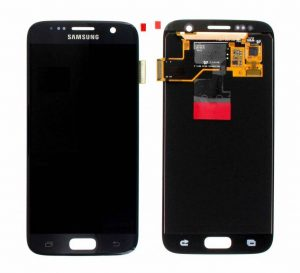 Samsung Galaxy S7 (G930F) LCD Display Module - Black