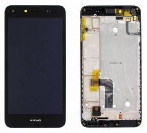 Huawei Y6II Compact (LYO-L21) LCD Display Module (Incl. frame