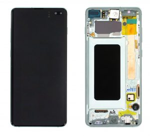 Samsung Galaxy S10+ (G975F) LCD Display Module - Prism Green
