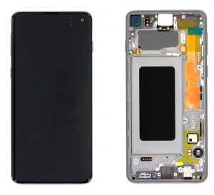 Samsung Galaxy S10 (G973F) LCD Display Module - Prism Black