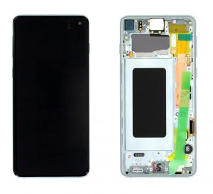Samsung Galaxy S10 (G973F) LCD Display Module - Prism Green