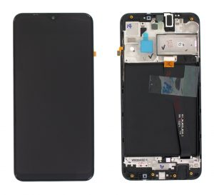 Samsung Galaxy A10 (A105F/DS) LCD Display Module (NON-EU / V2) - Black