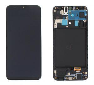 Samsung Galaxy A20 (A205F/DS) LCD Display Module - Black