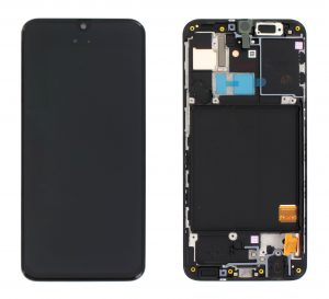 Samsung Galaxy A40 (A405F/DS) LCD Display Module - Black