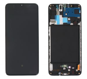 Samsung Galaxy A70 (A705F/DS) LCD Display Module - Black