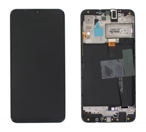Samsung Galaxy A10 (A105F/DS) LCD Display Module (EU / V1) - Black