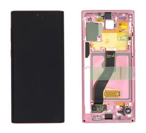 Samsung Galaxy Note10 (N970F) LCD Display Module - Aura Pink