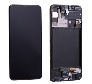 Samsung Galaxy A30s (A307F/DS) LCD Display Module - Black