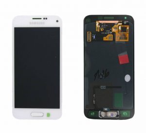 Samsung Galaxy S5 Mini (G800F) LCD Display Module - White