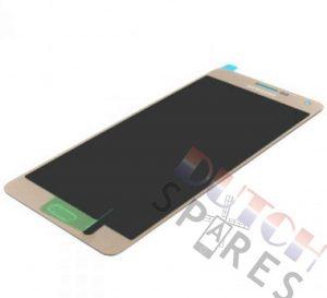 Samsung Galaxy A7 (A700F) LCD Display Module - Gold