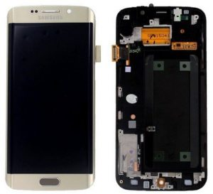 Samsung Galaxy S6 Edge (G925F) LCD Display Module - Gold