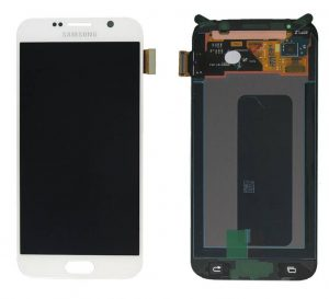 Samsung Galaxy S6 (G920F) LCD Display Module - White