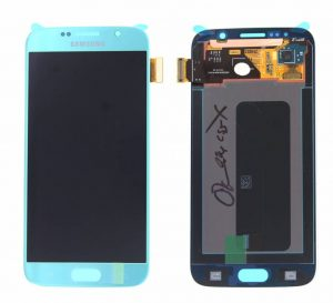 Samsung Galaxy S6 (G920F) LCD Display Module - Blue