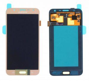 Samsung Galaxy J7 (J700F) LCD Display Module - Gold