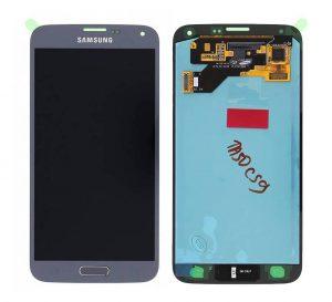 Samsung Galaxy S5 Neo (G903F) LCD Display Module - Silver