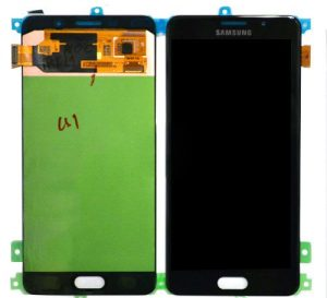 Samsung Galaxy A7 2016 (A710F) LCD Display Module - Black