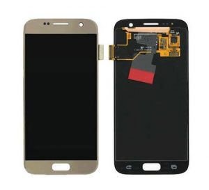 Samsung Galaxy S7 (G930F) LCD Display Module - Gold