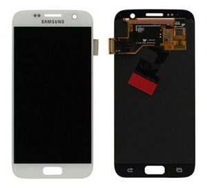 Samsung Galaxy S7 (G930F) LCD Display Module - White