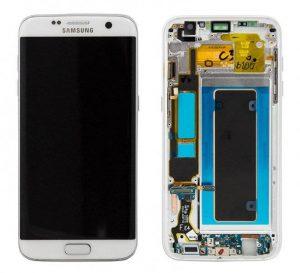 Samsung Galaxy S7 Edge (G935F) LCD Display Module - White