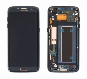 Samsung Galaxy S7 Edge (G935F) LCD Display Module - Jet Black