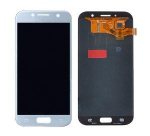 Samsung Galaxy A7 2017 (A720) LCD Display Module - Blue