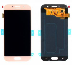 Samsung Galaxy A5 2017 (A520F) LCD Display Module - Pink