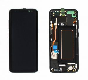 Samsung Galaxy S8 (G950F) LCD Display Module - Midnight Black