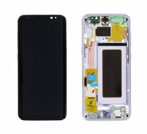 Samsung Galaxy S8 (G950F) LCD Display Module - Orchid Gray