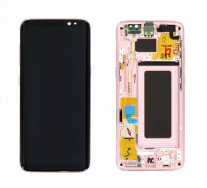Samsung Galaxy S8 (G950F) LCD Display Module - Pink