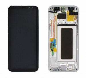 Samsung Galaxy S8 Plus (G955F) LCD Display Module - Arctic Silver