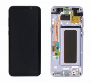 Samsung Galaxy S8 Plus (G955F) LCD Display Module - Orchid Gray
