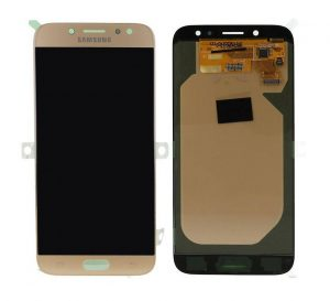 Samsung Galaxy J7 2017 (J730F) LCD Display Module - Gold