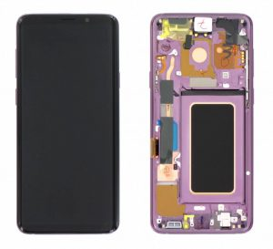 Samsung Galaxy S9 Plus (G965F) LCD Display Module - Lilac Purple