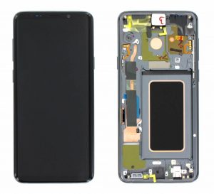 Samsung Galaxy S9 Plus (G965F) LCD Display Module - Titanium Gray