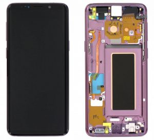 Samsung Galaxy S9 (G960F) LCD Display Module - Lilac Purple