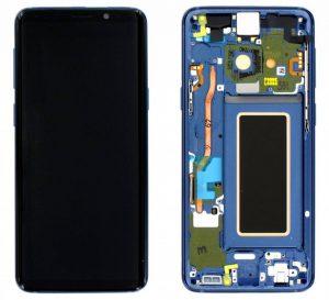 Samsung Galaxy S9 (G960F) LCD Display Module - Coral Blue
