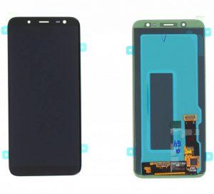 Samsung Galaxy J6 2018 (J600F) LCD Display Module - Black