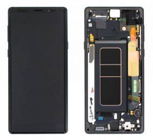 Samsung Galaxy Note9 (N960F) LCD Display Modile - Midnight Black