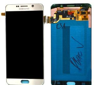 Samsung Galaxy Note5 (N920) LCD Display Module - Gold